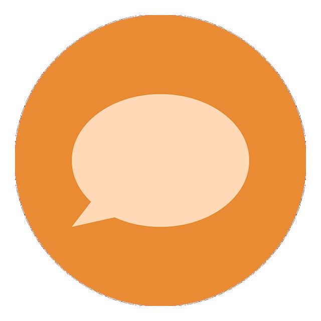 chat icon bubble